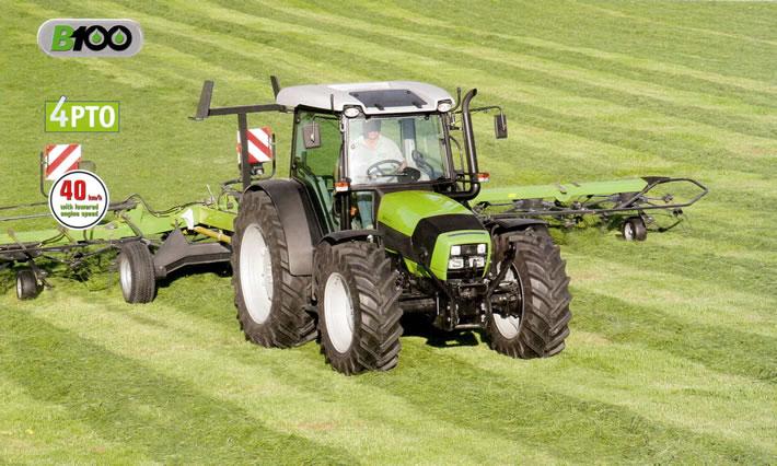 Tractoare Deutz Fahr Agrofarm 410, 420, 430