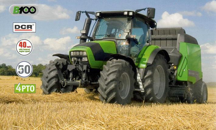 Tractoarte Deutz Fahr, Agrotron K 410, 420, 430, 610